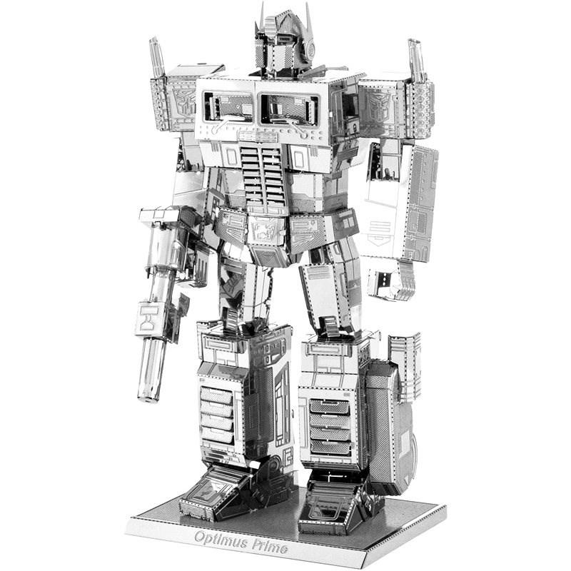 Metal Earth Transformers Optimus Prime - Metall-Model