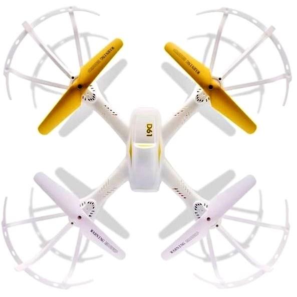 Drohne JJR/C D61 weiß - Drohne