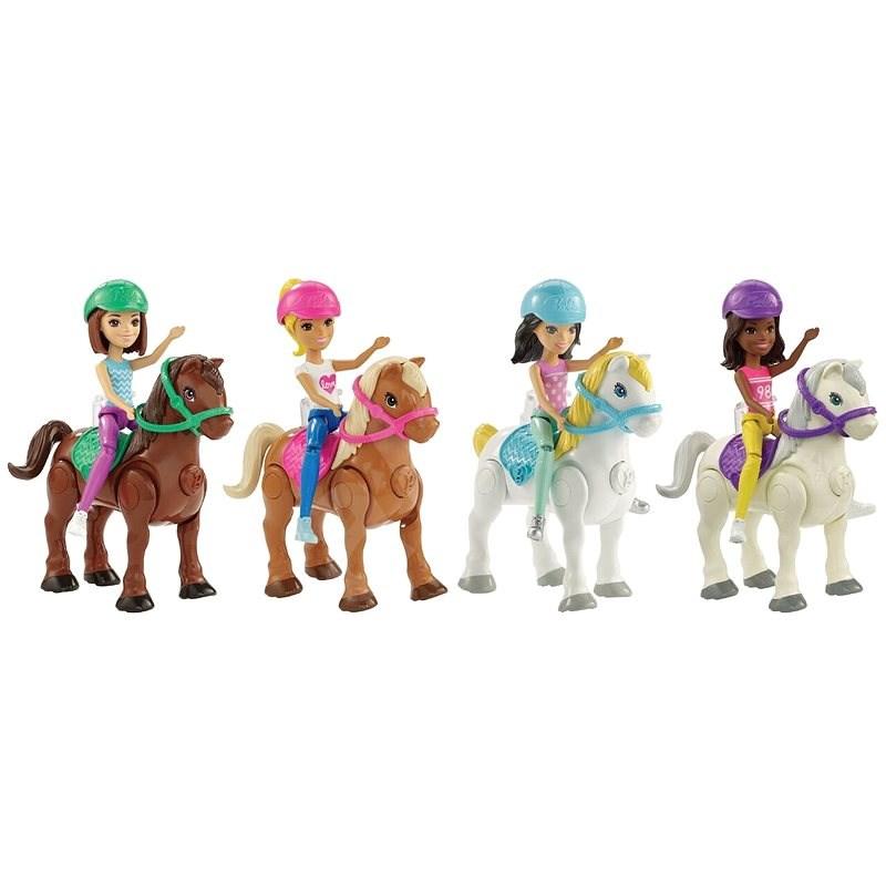 Barbie Mini Puppe und Pony - Puppe