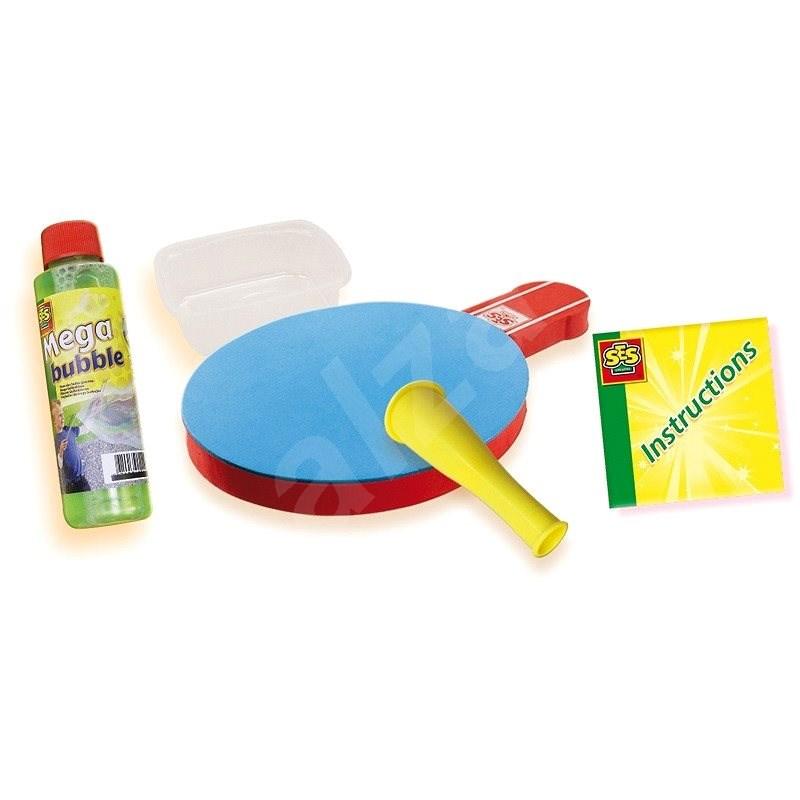 SES Bubble Tennis - Seifenblasen