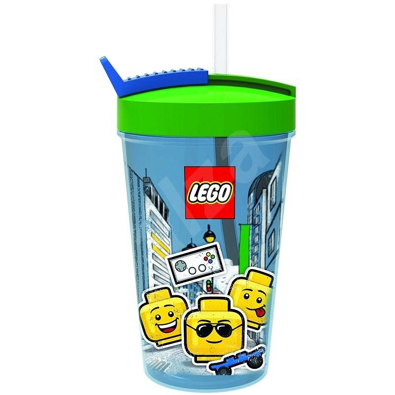 LEGO ikonischer Junge - Trinkflasche