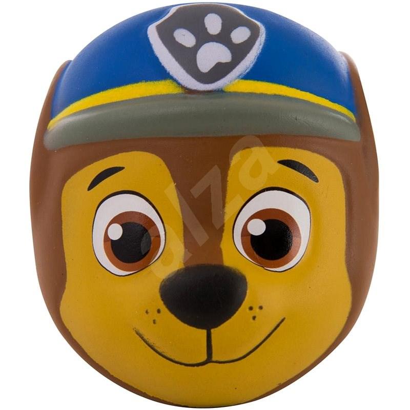 Paw Patrol Squeeze Chse - blauer Helm - Figur