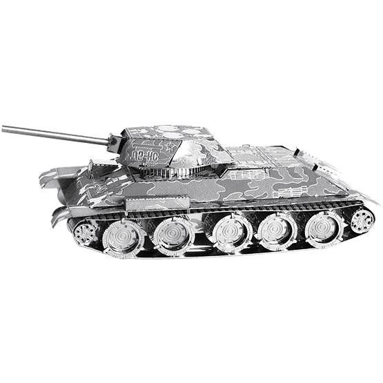 Metal Earth T-34 Tank - Bausatz
