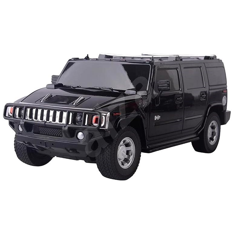 RC auto Hummer 1:24 černý - RC Modell