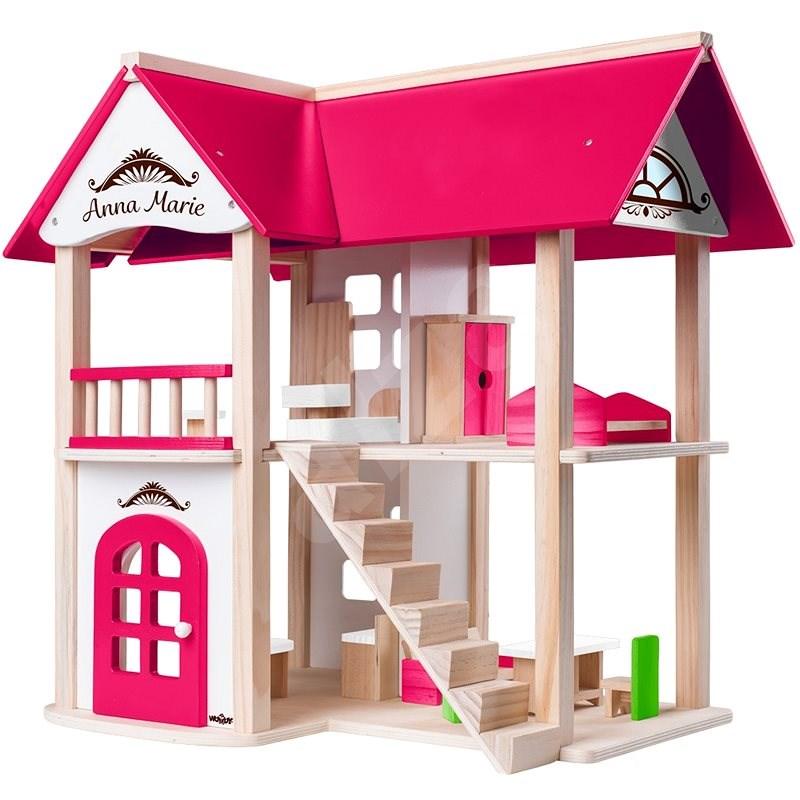 Woody Villa Anna-Marie - Puppenhaus