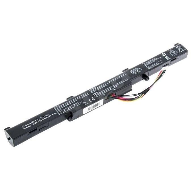 AVACOM  für Asus X550E, X751 Li-Ion 15V 2900mAh 42Wh - Laptop-Akku
