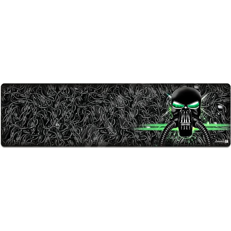 CONNECT IT  CMP-1110-LG Mouse and Keyboard Pad BATTLE RNBW - Mousepad