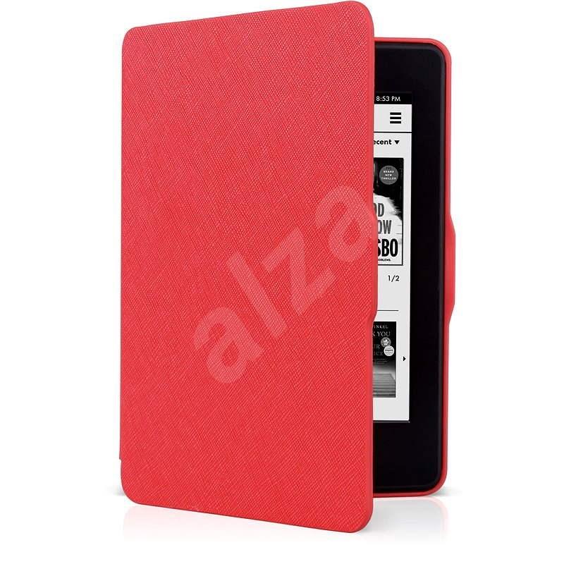 CONNECT IT CI-1028 für Amazon Kindle Paperwhite 1 / 2 / 3, Rot - eBook-Reader Hülle