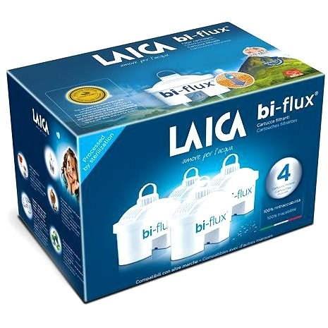 Laica bi-flux 4 Stück - Filterpatrone