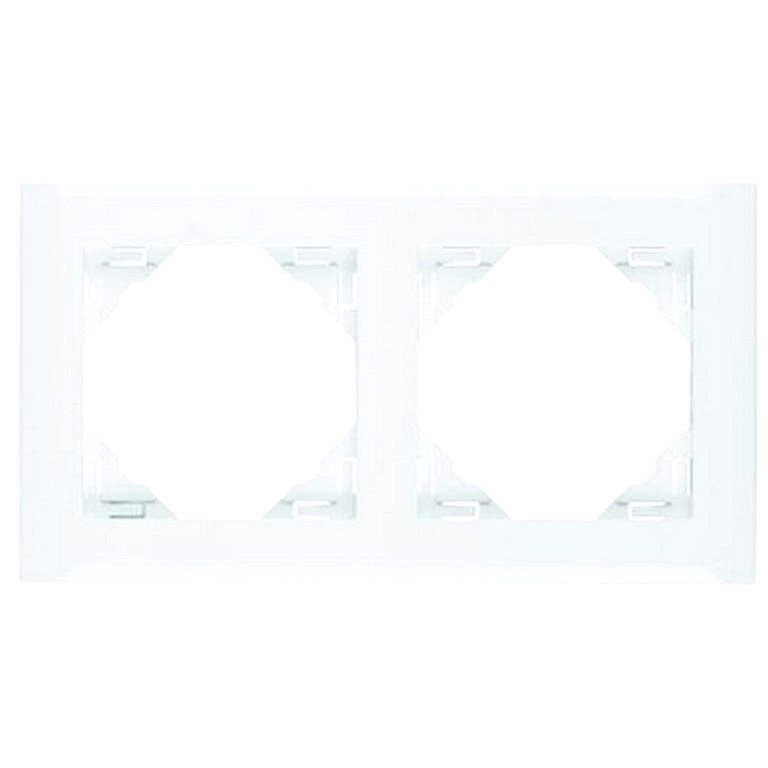 LOGUS90-2 Rahmen, weiß - Rahmen