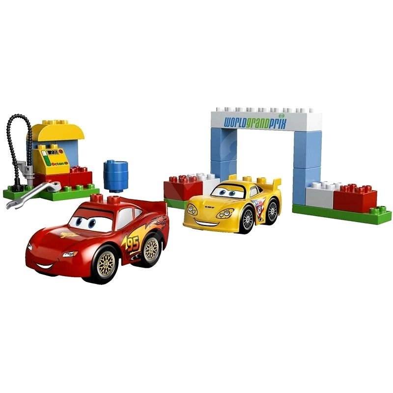 LEGO Duplo 6133 Race day  - Building Kit