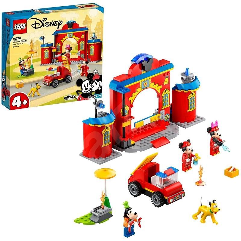 LEGO® | Disney 10776 Mickys Feuerwehrstation und Feuerwehrauto - LEGO-Bausatz