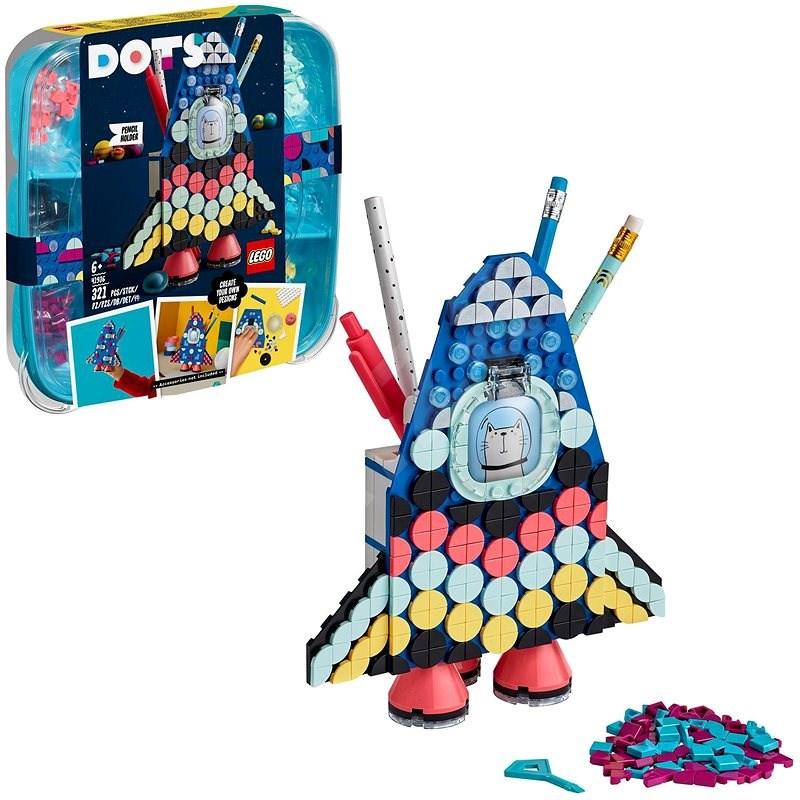 LEGO® Dots 41936 Raketen Stiftehalter - LEGO-Bausatz