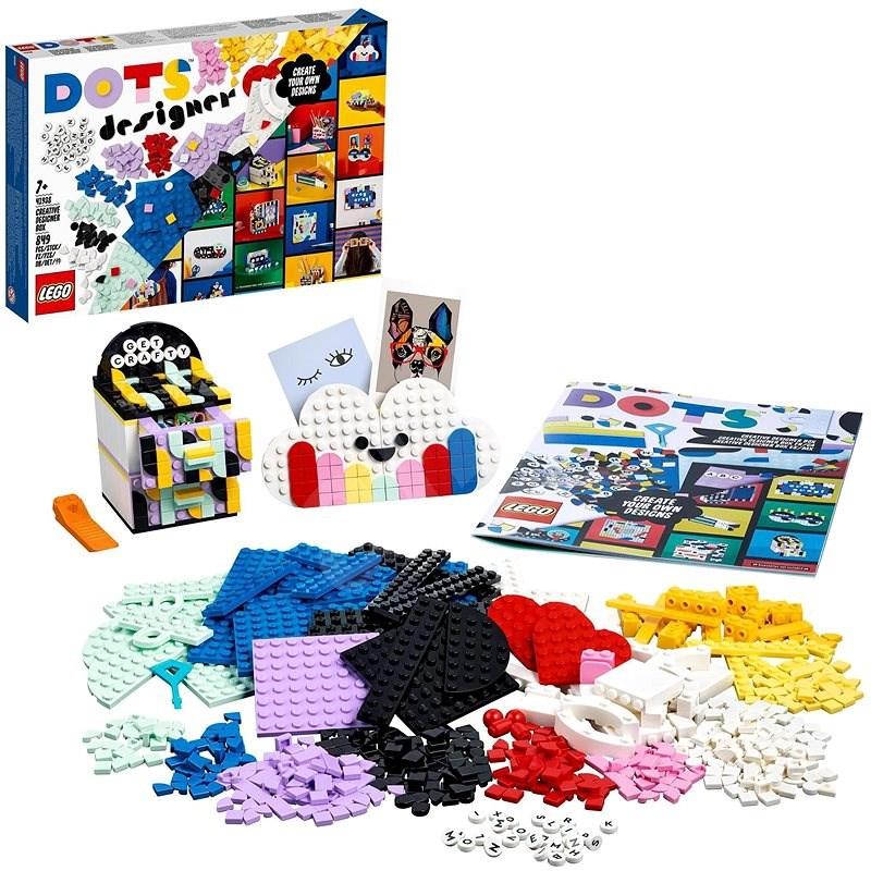 LEGO® Dots 41938 Ultimatives Designer-Set - LEGO-Bausatz