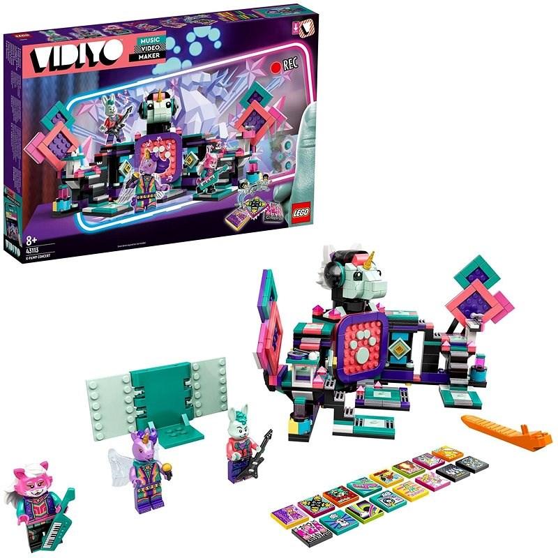 LEGO® VIDIYO™ 43113 K-Pawp Concert - LEGO-Bausatz