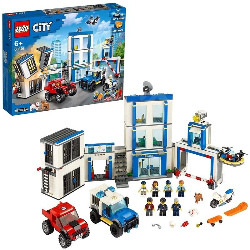 LEGO City Police 60246 Polizeistation - LEGO-Bausatz