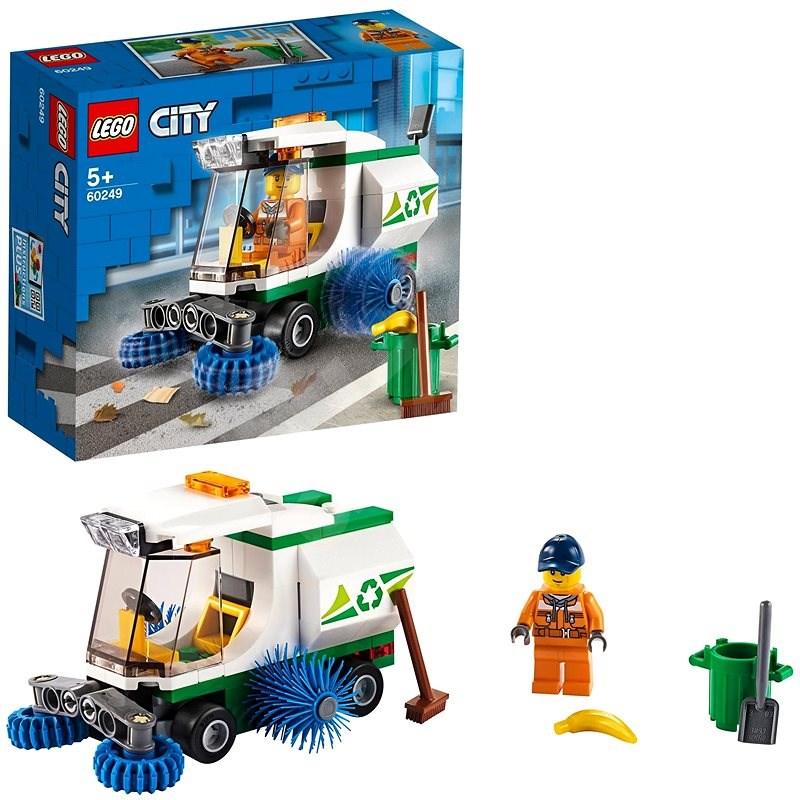 LEGO City Great Vehicles 60249 Reinigungswagen - LEGO-Bausatz