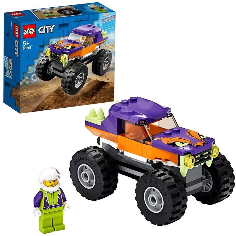 LEGO City Great Vehicles 60251 Monster Truck - LEGO-Bausatz