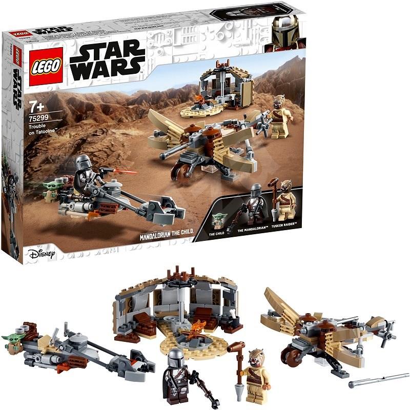 LEGO Star Wars 75299 Ärger auf Tatooine™ - LEGO-Bausatz