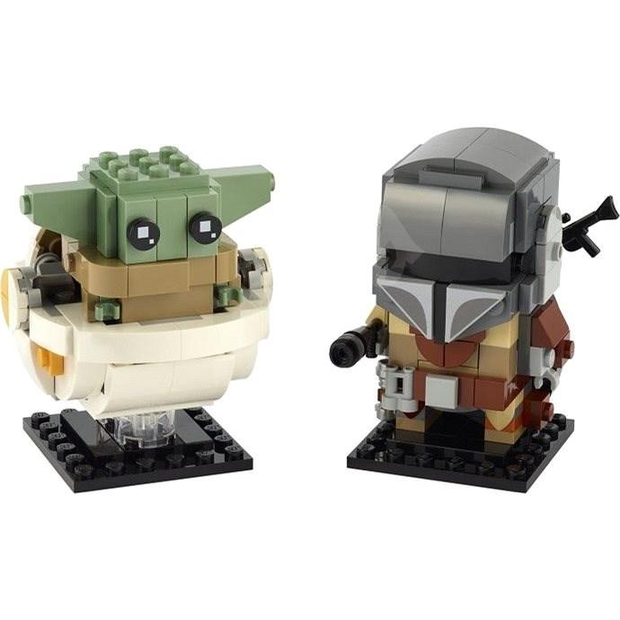 LEGO Star Wars TM 75317 Der Mandalorianer™ und das Kind - LEGO-Bausatz