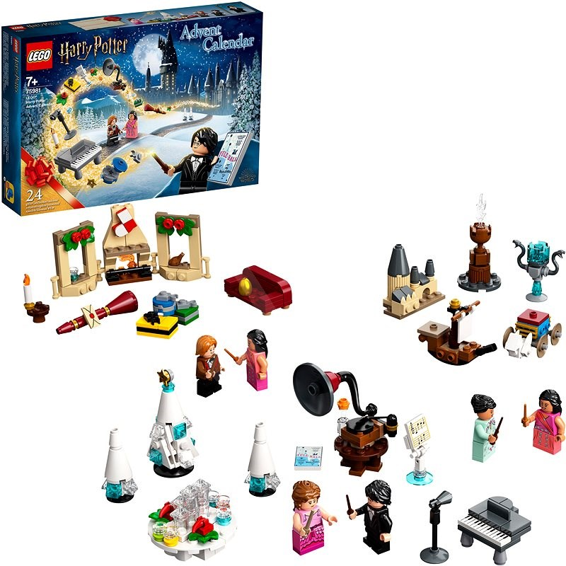 LEGO Harry Potter TM 75981 LEGO® Harry Potter™ Adventskalender - LEGO-Bausatz