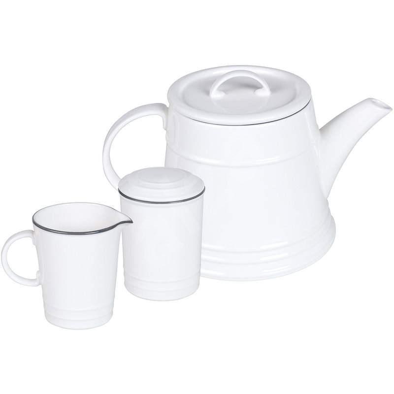 Kaffee-Set Nostalgie 3-teilig - Kaffee-Set