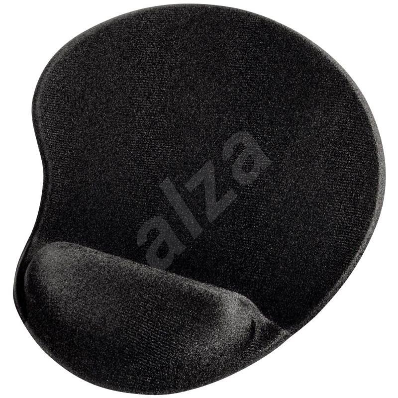 Hama Gel-Pad Maus, schwarz - Mousepad