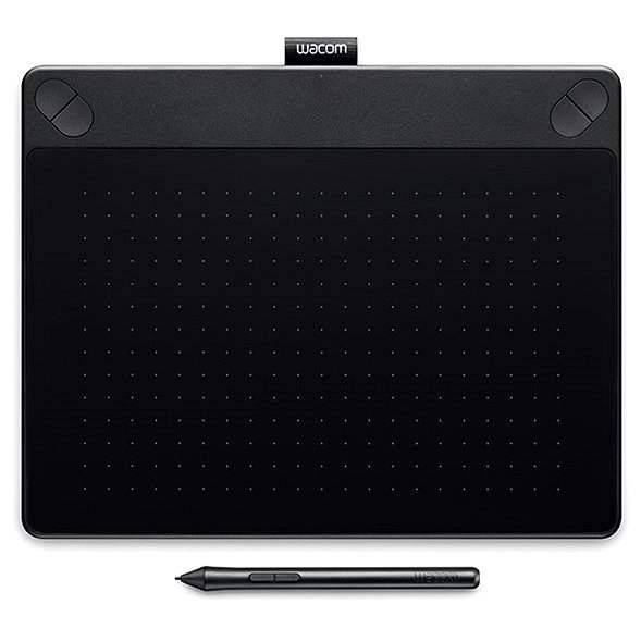 Wacom Intuos Comic Black Pen&Touch M - Grafisches Tablet