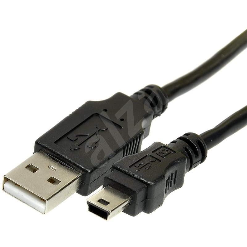 Kabel OEM USB A-Mini 5-polig, 5m - Datenkabel
