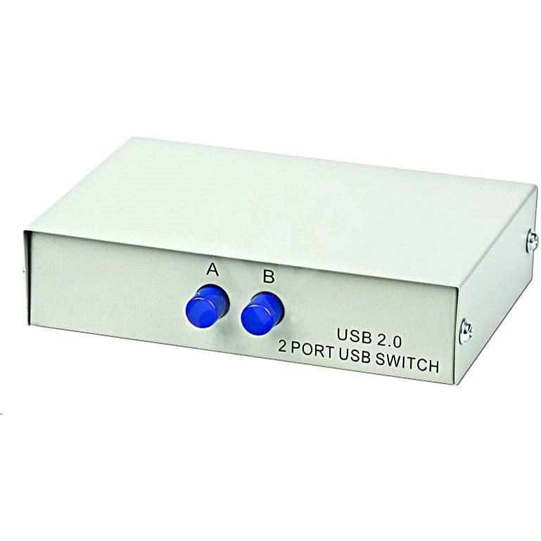 Dataswitch 2:1 USB manueller DSU-21 Schalter - Switch