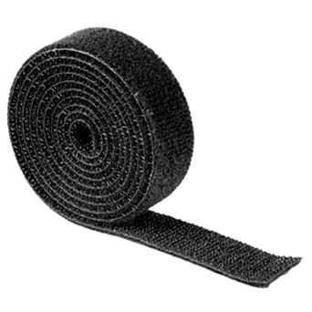 Universal-Umreifungsband 1 m schwarz - Kabelorganisator