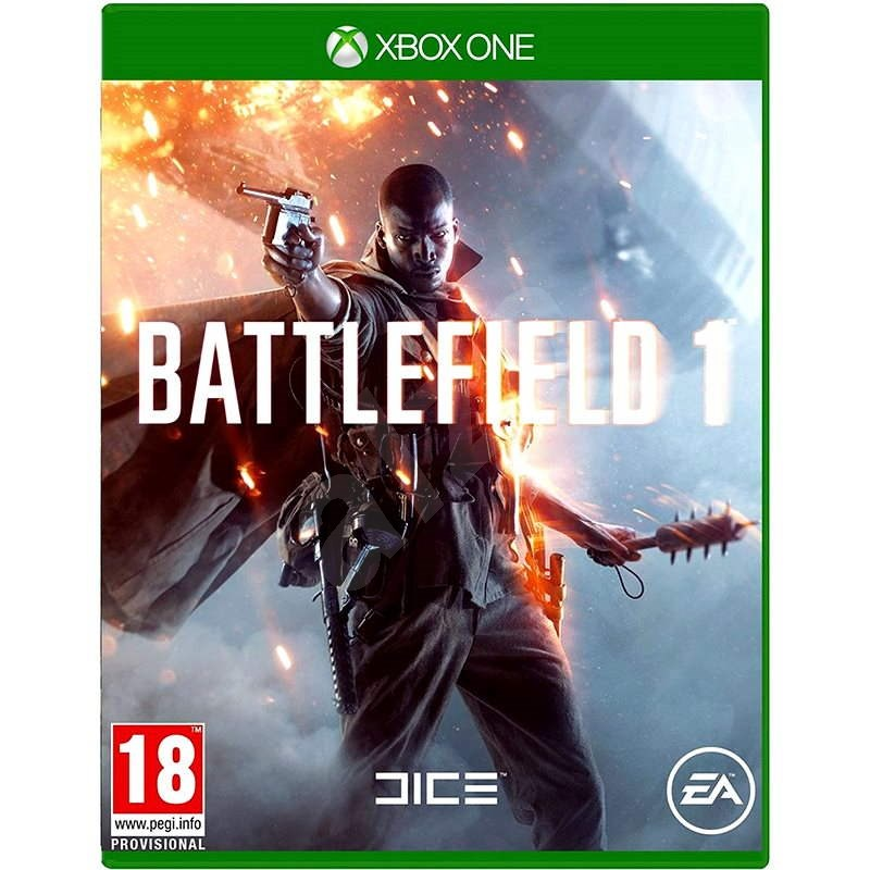 Eine Xbox - Battlefield Collectors Edition 1 - Konsolenspiel
