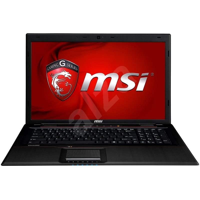 MSI gp70 2PE-413XCZ Leopard - Laptop