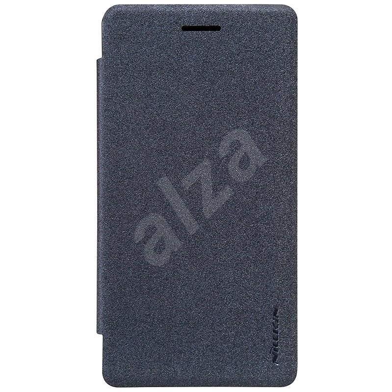 NILLKIN Sparkle Folio für LG H650 Zero-schwarz - Handyhülle