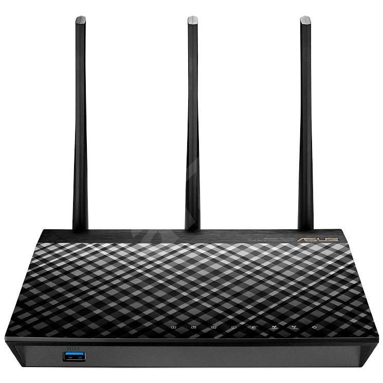 ASUS RT-AC66U B1 - WLAN Router