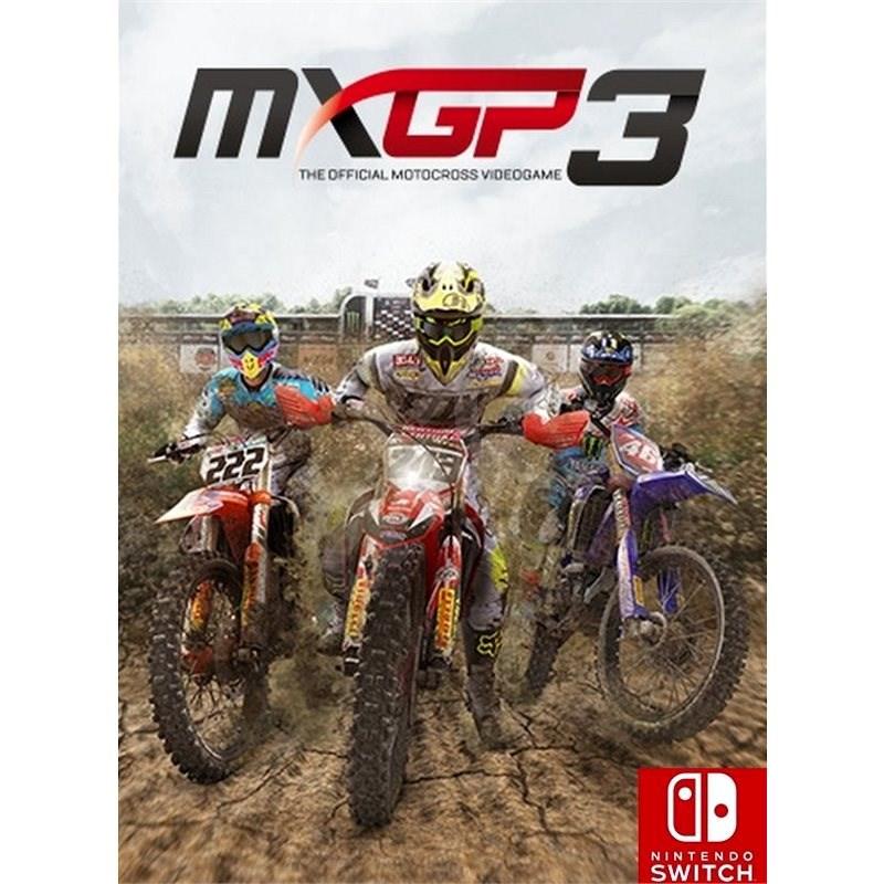 MXGP3 - The Official Motocross Videogame - Nintendo Switch - Konsolenspiel