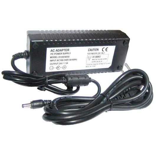 Stromversorgung 24 V pro PoE, 5 A - Netzteil