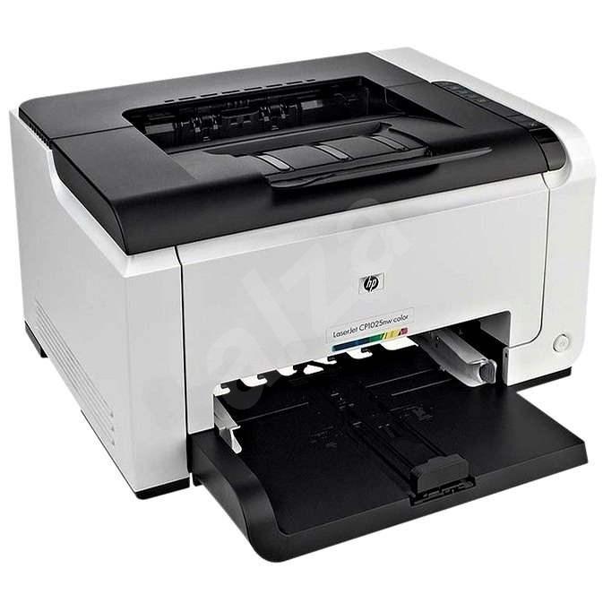 HP Color LaserJet Pro CP1025nw - Laserdrucker