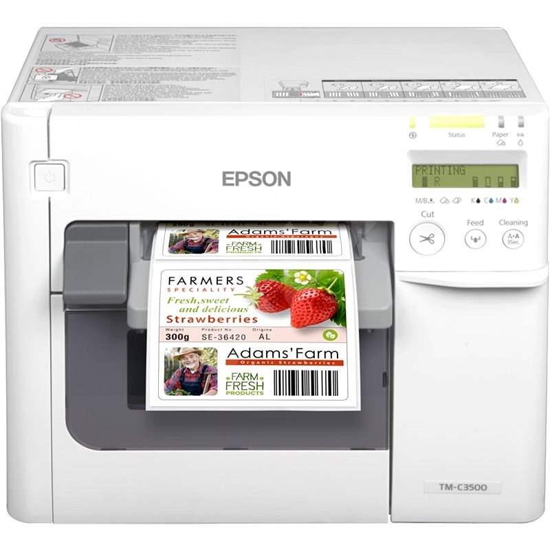 EPSON C3500 Colorworks - Labeldrucker