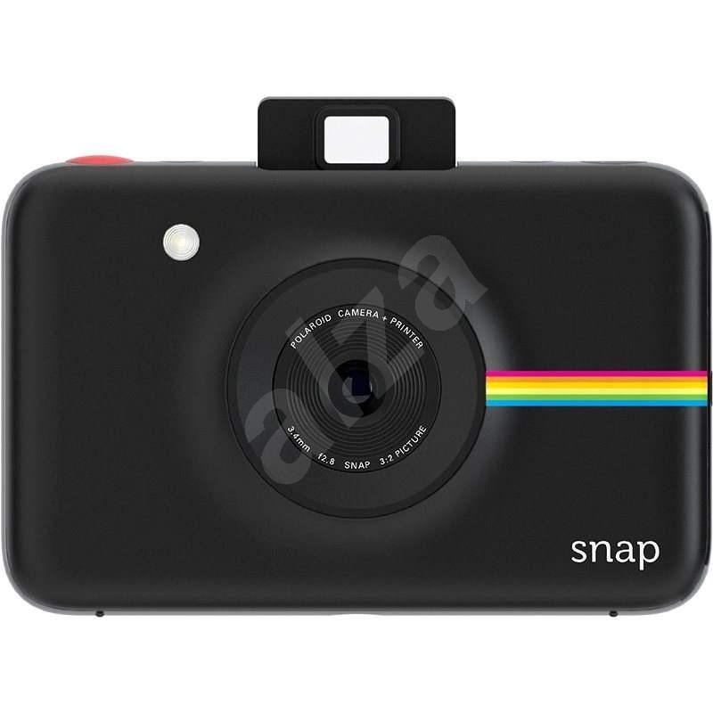 Polaroid Snap Instant schwarz - Sofortbildkamera