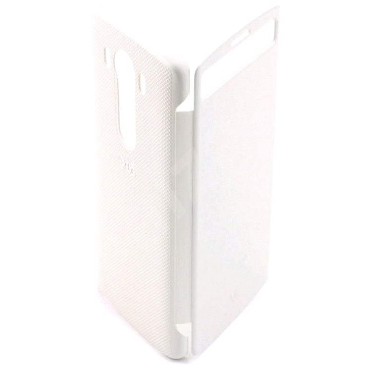 LG Quick Cover CFV-140 Weiß - Handyhülle