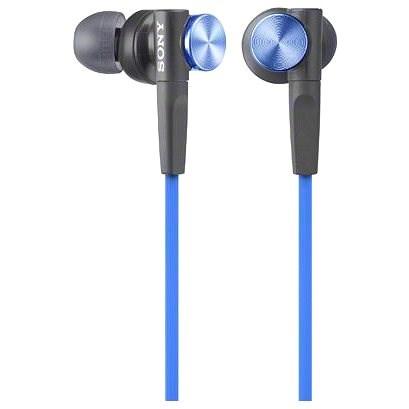 Sony MDR-XB50 blau - Kopfhörer