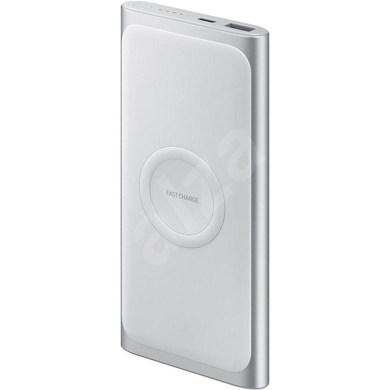 Samsung Wireless-Akku 10000mAh Silber - Powerbank