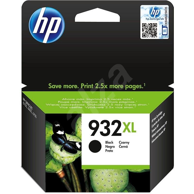 HP CN053AE no. 932XL Schwarz - Tintenpatrone