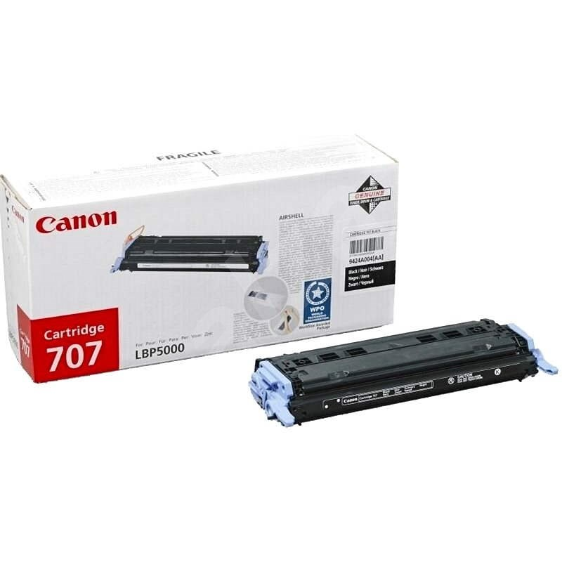 Canon CRG707C Cyan - Toner
