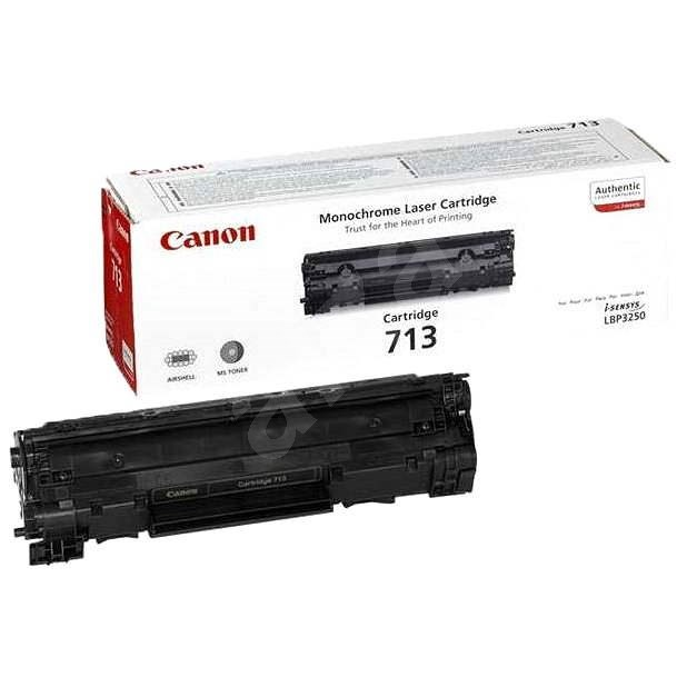 Canon CRG-731H Bk schwarz - Toner
