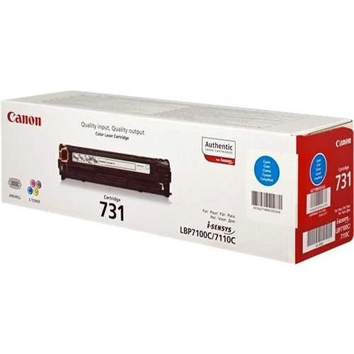 Canon CRG-731C cyan - Toner