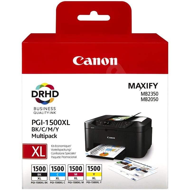 Canon PGI-1500XL Multipack - Tintenpatrone