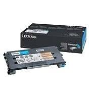 LEXMARK Cyan C500S2CG - Toner