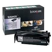 LEXMARK 12A8425 schwarz - Toner